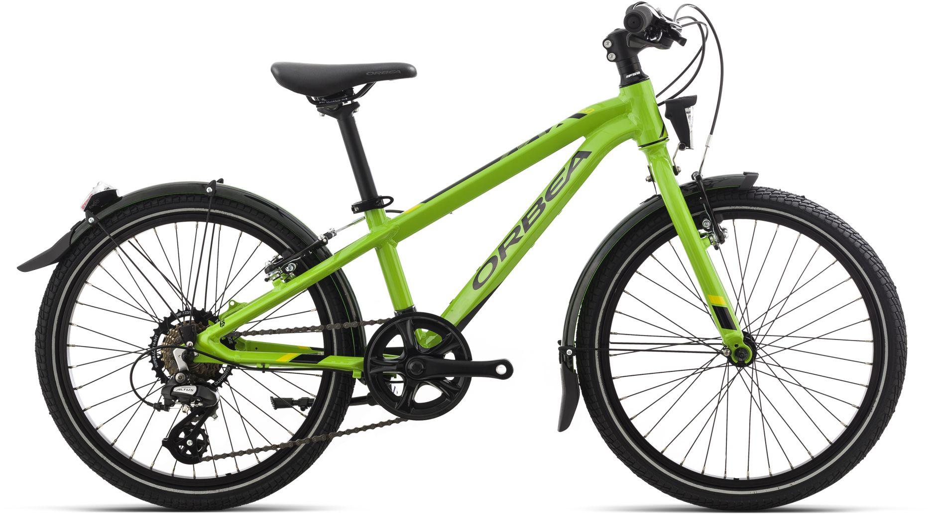 Orbea MX 20 PARK Green/Yellow